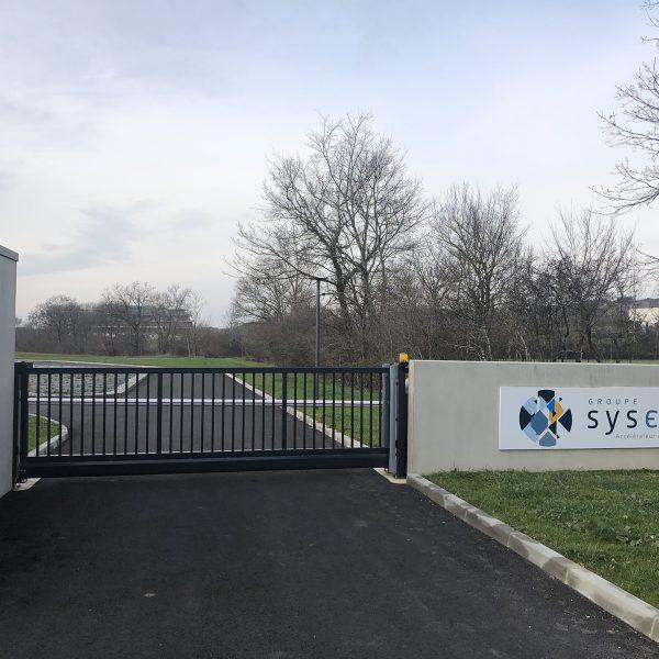 Portail Syselec